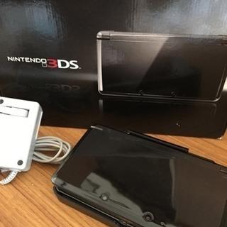 ニンテンドー3DS本体+ソフト2本