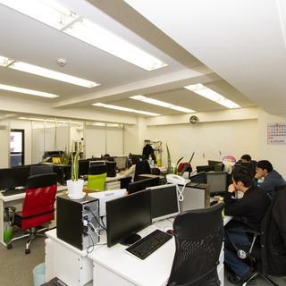 【事務】WEB制作会社での飲食店様へ電話によるデータ校正確認や入力業務