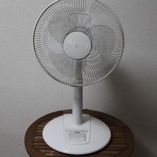 【500円均一 9月末まで】YAMAZEN30cmリビング扇風機F...
