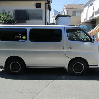 2006年(平成18年)モデル キャラバン 2000㏄ガソリン車...