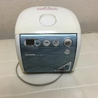 象印 マイコン炊飯ジャー NS-NB05 0.54L 2003年製