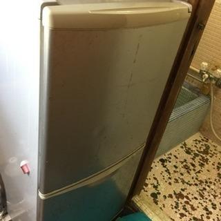 無料 一人暮らし向け 冷蔵庫 2003年式