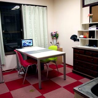 ペットも相談!水商売、風俗OK!1DK・家電家具付き即入居可能マンション