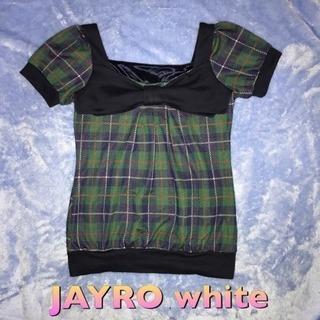 JAYRO white トップス(Mサイズ)