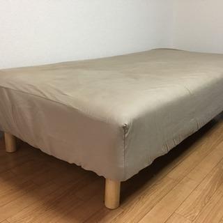 美品 シングルベッド