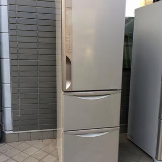 保証期間内 大分県  日立 真空チルド 冷蔵庫 R-K320EV ...