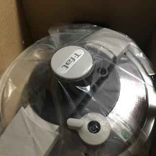 ティファール 圧力鍋 未開封 6L