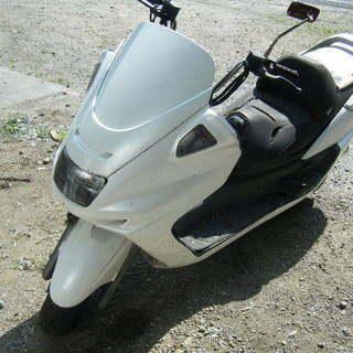 船橋発!ヤマハ(Yamaha)マジェスティ250cc。エンジン不動...