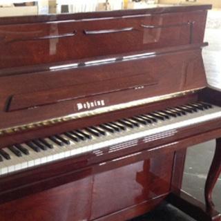 Behningベーニング B-110W 新品アップライトピアノ ...