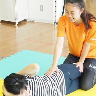 10月【募集】第6回 秋の姿勢改善!〜体幹トレーニング体験会〜