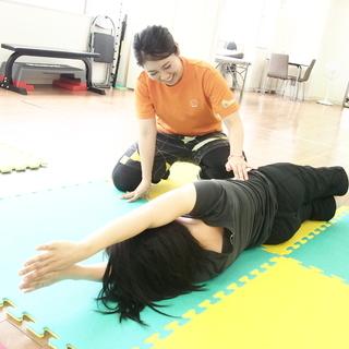 10月【募集】30代40代からの体型崩れ予防は骨盤ケア!体験会