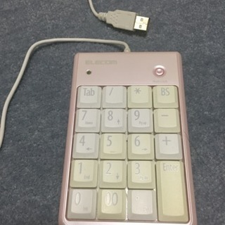 【75】USB テンキー 数字入力