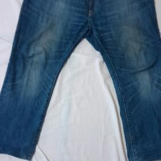 ユニクロ大きいサイズジーンズ 120cm