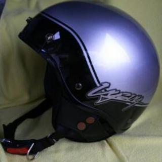 新品箱入り!ジェットヘルメット、Ssize!
