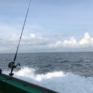 火曜日に船釣り‼️