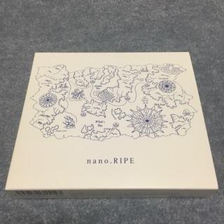 【83】nano.RIPE シアワセのクツ CDとBlu-rayデ...