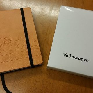 《新品》VWフォルクスワーゲン ミニノート✨