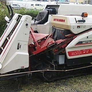 コンバイン 三菱 レセルダ MC120