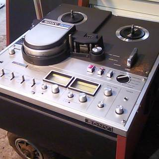 SONY  ビデオテープレコーダ AV-8750  電気骨董品 ...