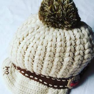 アンパンマン ニット帽