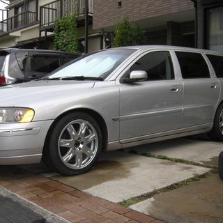 2004年式 V70 修復歴なし 美車