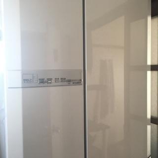三菱冷蔵庫 MR-E52S-PS 520L 5ドア