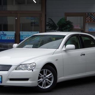 誰でも車がローンで買えます。マークX 2.5 250G