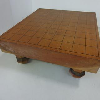 本格 木製 将棋盤