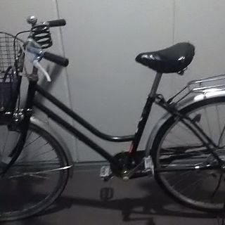 自転車 クロス風 26インチ