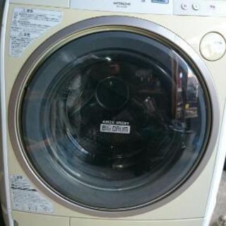 ドラム式洗濯機中古