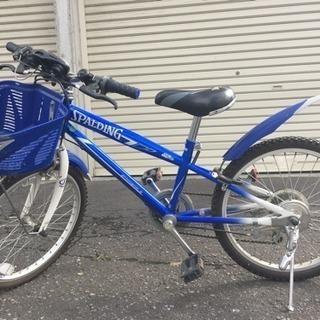 子供用の自転車