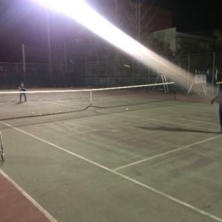 テニスコーチ募集