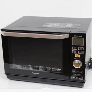 226) Panasonic エレックオーブンレンジ 26L ブラ...