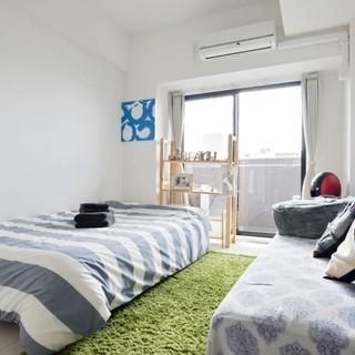 即営業可能!西海岸風エアビ―家具一式10万円【稼働率80%以上】