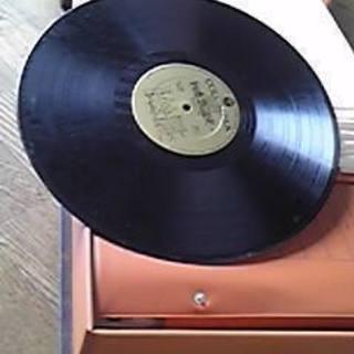 レコードのセット 日本歌謡史 レコード制作:日本コロムビア
