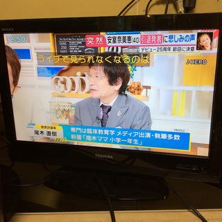 【全国送料無料・半年保証】液晶テレビ TOSHIBA 22R900...