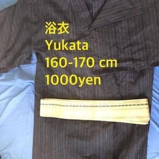 男性 浴衣 160-170cm