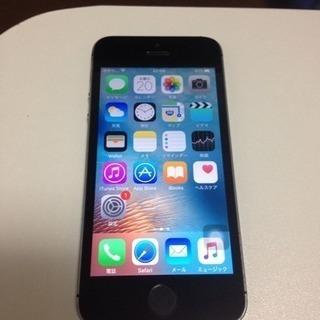 iPhone 5S 32GB 動作品 ジャンク