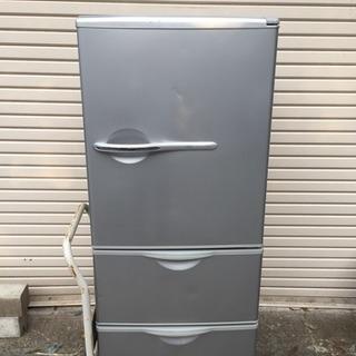 サンヨー ノンフロン冷凍冷蔵庫 SR-261T 255L