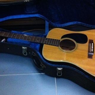 フォークギター、無料、試し弾き、してみませんか。