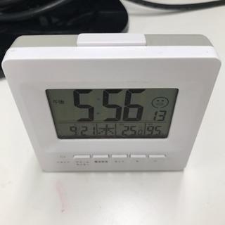 デジタル置き時計・目覚まし時計