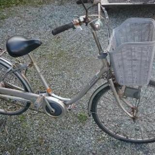 電動アシスト自転車 まだまだ現役!!
