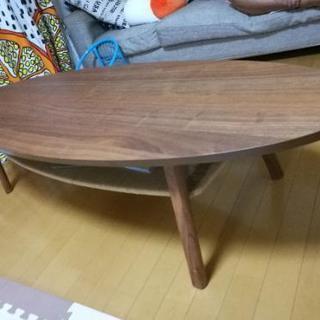 ハワイアンテイストローテーブル使用期間5ヶ月