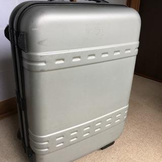 頑丈なスーツケース カギ付き