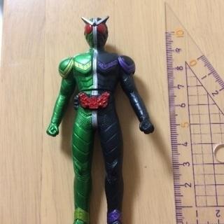仮面ライダーwサイクロンジョーカー
