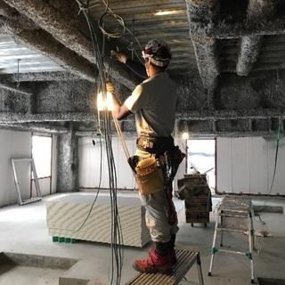 少人数で若い電気工事会社をやりたいんですが、電気工事やりたい方いま...