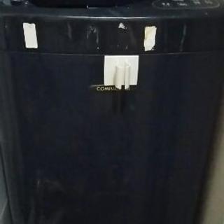 洗濯機取りに来てくれたら無料で差し上げます  小さい目 3.8kg