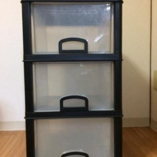 3段BOX(キャスター無し)