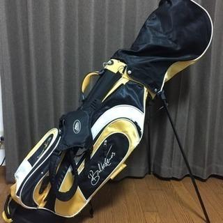 美品!ゴルフクラブ&スタンドバッグセット!