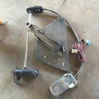 MotorGuide フットエレキモーターパワープラスF43 バウ...